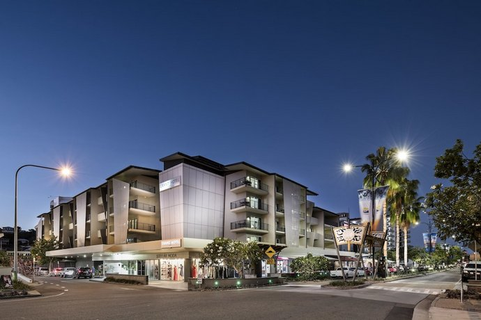 Photo: Grand Hotel and Apartments Townsville