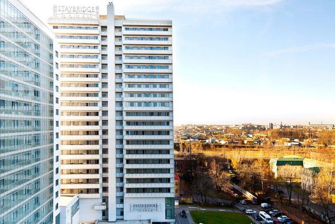 Отель Staybridge Suites St. Petersburg