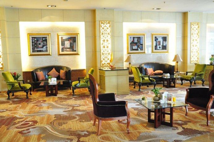 Howard Johnson Paragon Hotel Beijing
