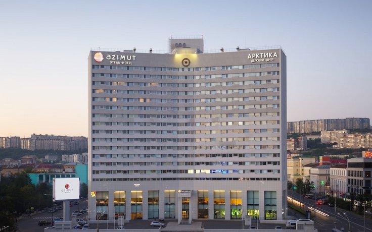 Отель AZIMUT Мурманск