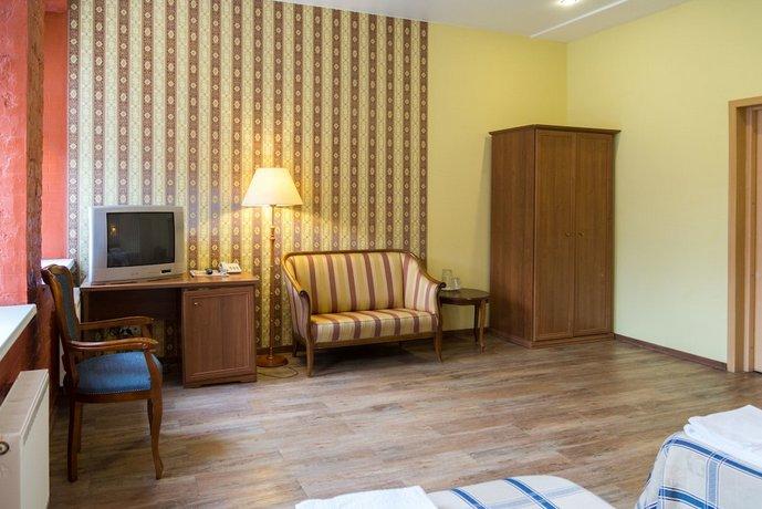 Отель RA Рыбинская 7