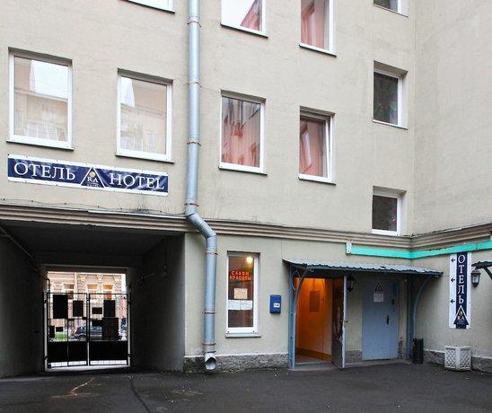 Отель Ра Тамбовская 11