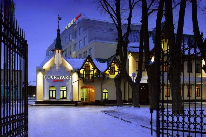 Отель Кортъярд Марриотт Нижний Новгород Центр
