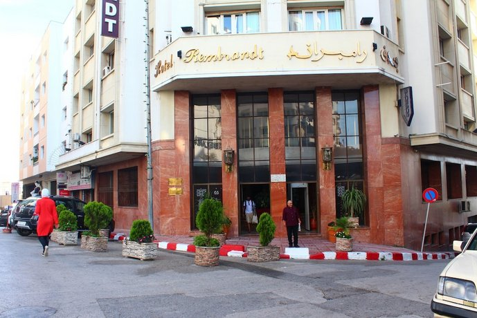 Hotel les almohades tanger