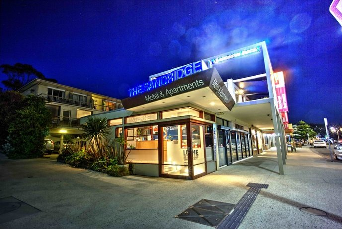 Photo: The Sandridge Motel