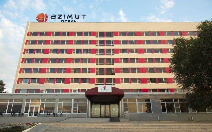 Отель AZIMUT Астрахань