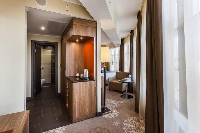 Отель DoubleTree by Hilton Tyumen