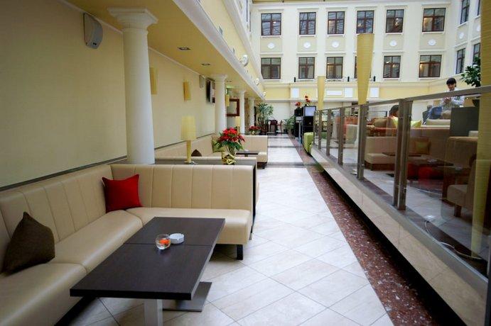 Отель Кортъярд Марриотт Москва Центр