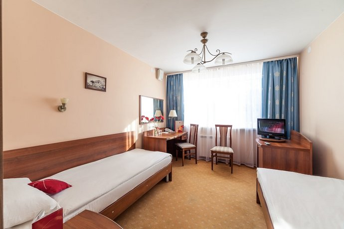 АЗИМУТ Отель Нижний Новгород