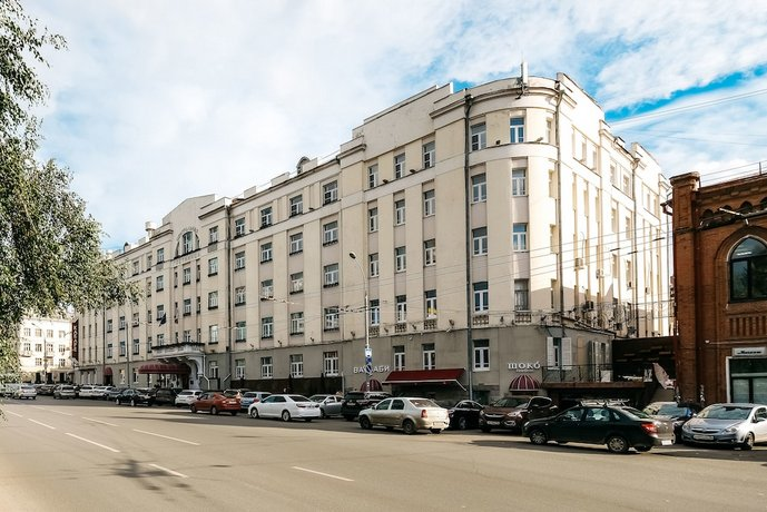 Центральный by USTA Hotels
