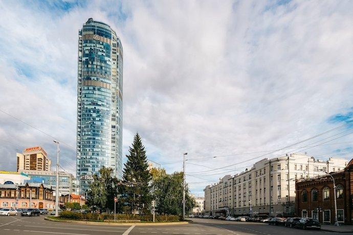 Отель Tsentralny by USTA
