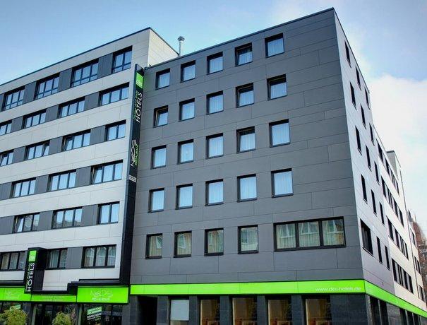 Novum Style Hotel Hamburg Centrum