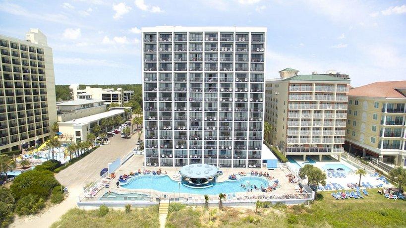 Hotel Blue Myrtle Beach Compare Deals