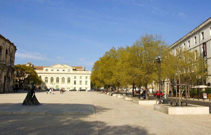 Odalys City Nîmes Le Cheval Blanc