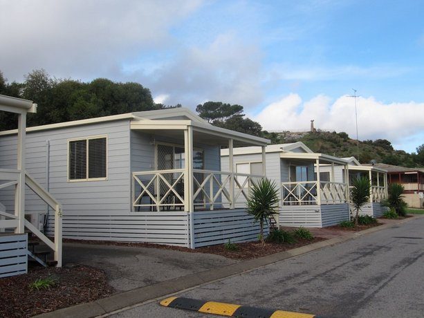 Photo: Brighton Caravan Park Australia