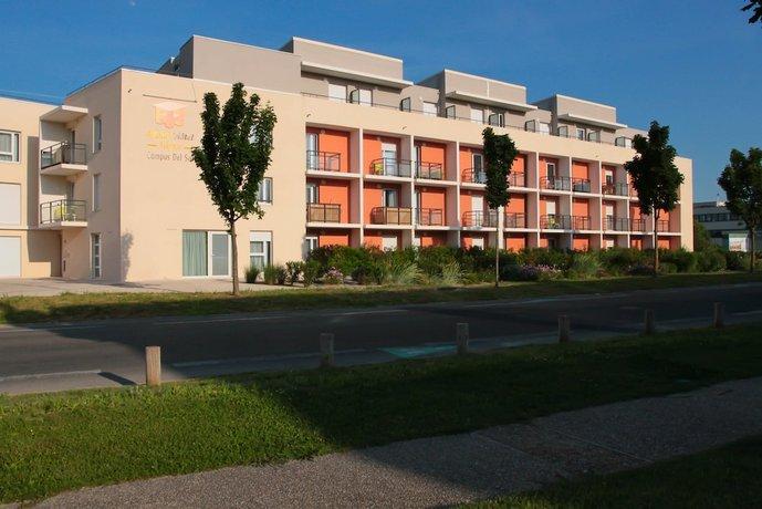 KOSY Appart'Hotels - Campus Del Sol Esplanade Images