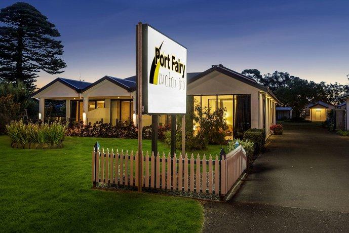 Photo: Port Fairy Motor Inn