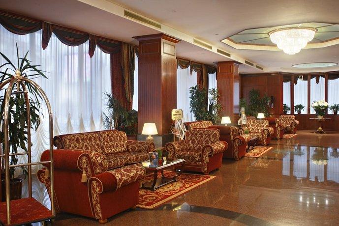Отель Золотое кольцо