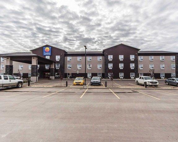 Comfort Inn & Suites Bonnyville Images