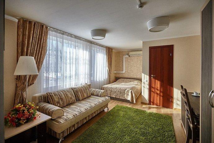 Гостиница Астра