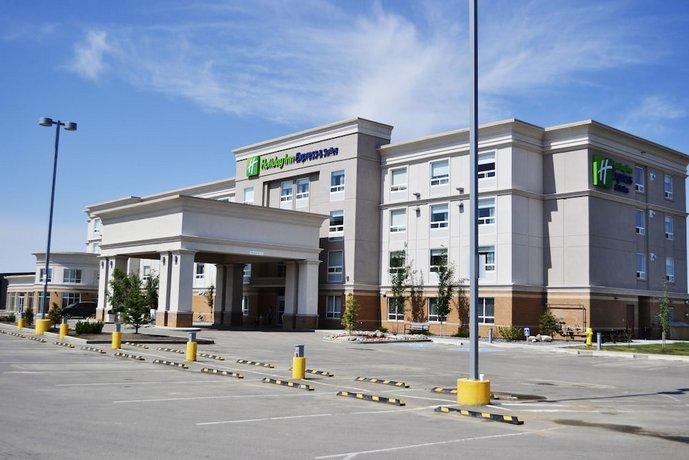 Holiday Inn Express Hotel & Suites Bonnyville Images