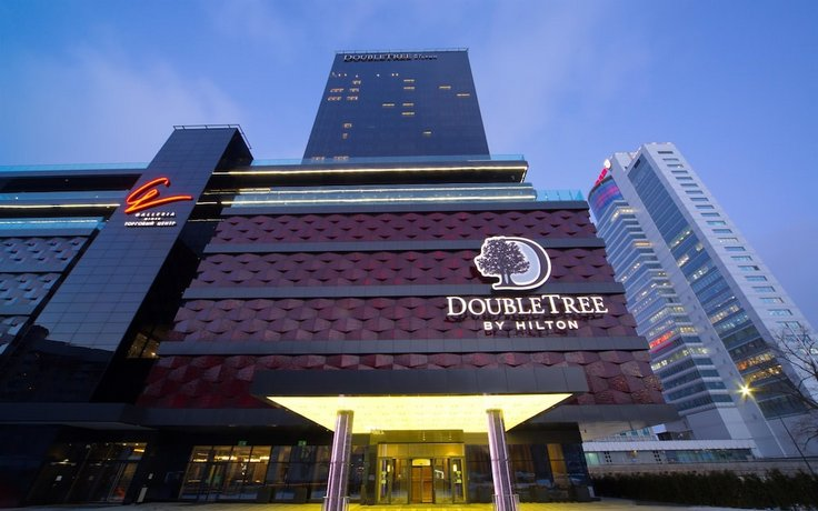 DoubleTree by Hilton Минск