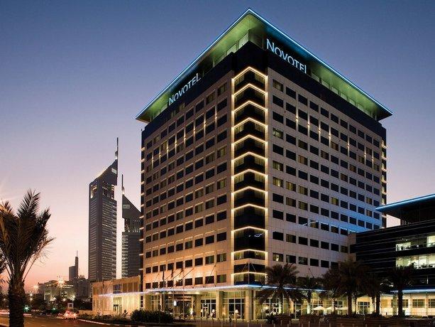 Novotel World Trade Centre Dubai Images