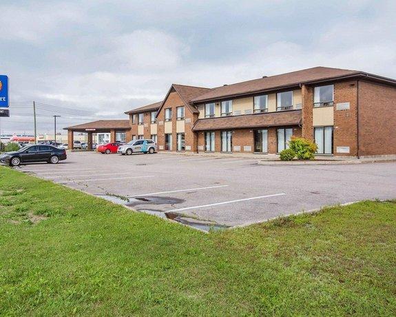 Comfort Inn Baie-Comeau Images