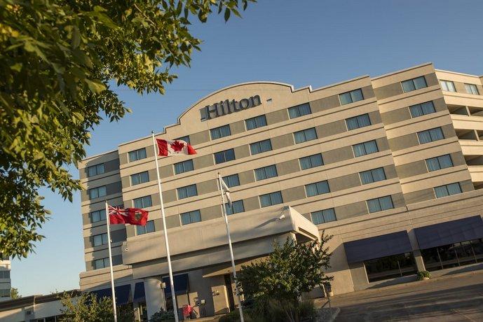 Hilton Winnipeg Airport Suites Images