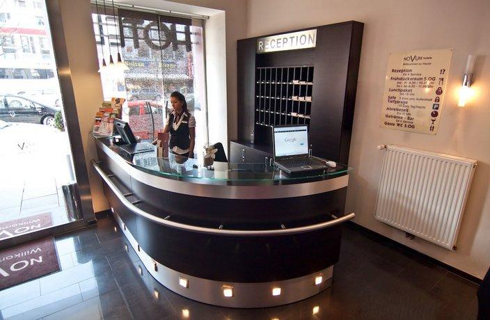 Novum Hotel Savoy Hamburg Mitte