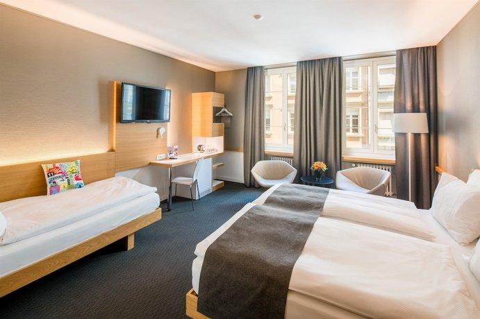 Best Western Plus Hotel Zurcherhof