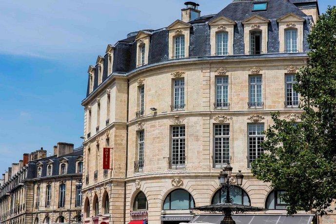 Coeur de City Hotel Bordeaux Clemenceau by HappyCulture