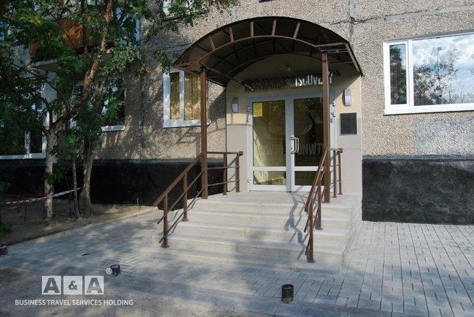 Отель Murmansk Discovery