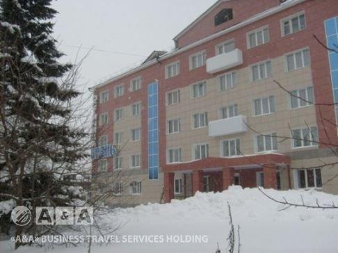 Отель Ирень