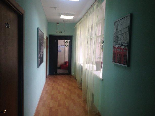 Хостел На Партизанской