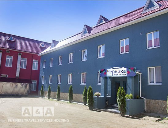 Гостиница Черника