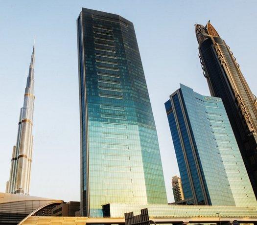 Dream Inn Apartments - 48 Burj Gate Skyline View 이미지