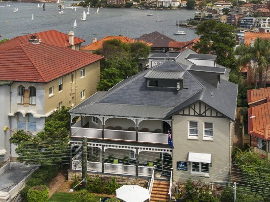 Photo: The Penthouse at Cremorne Point Manor