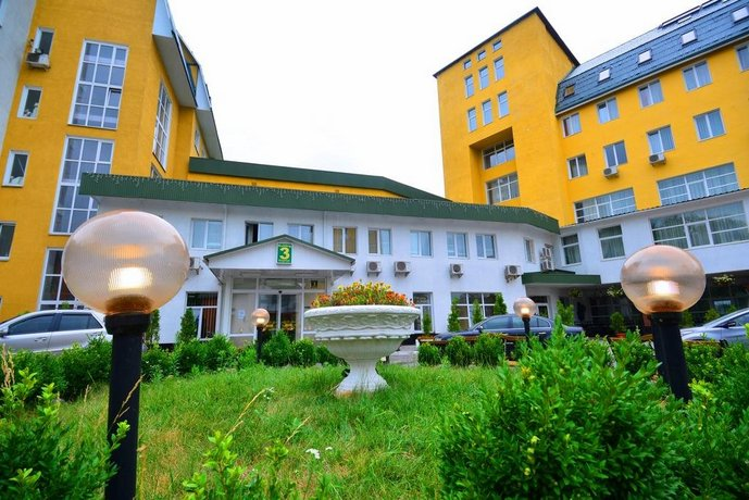 Отель Верховина