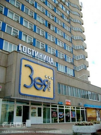 Гостиница Зея