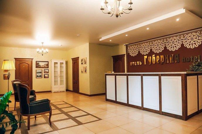 Отель Губерния