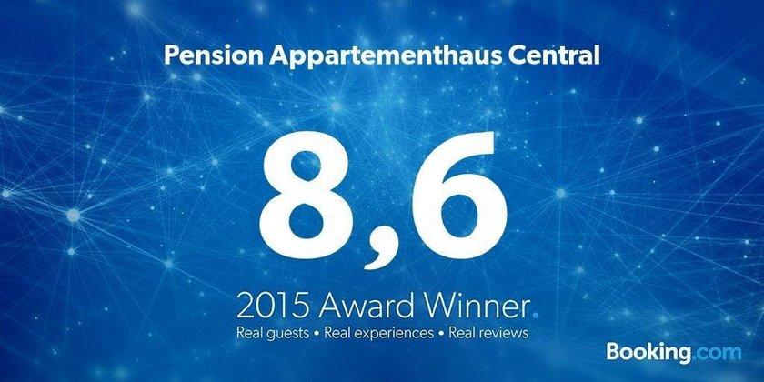 Pension Appartementhaus Central