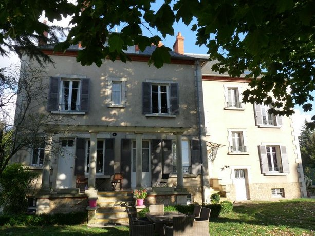 Chambres d'Hotes Cote Parc-Cote Jardin Images
