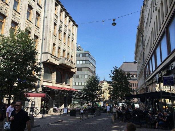 The Yard Hostel Helsinki