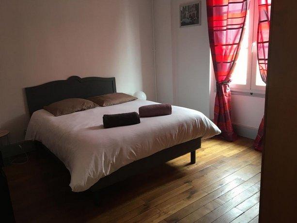 Appartement Le Temple Auxerre Centre Ville