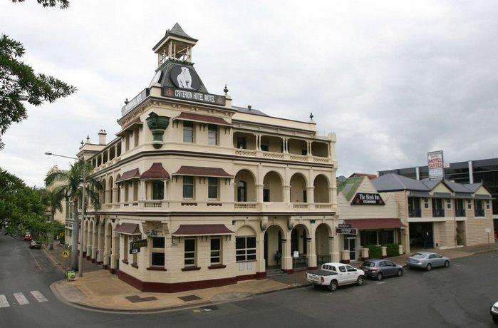 Photo: Criterion Hotel Rockhampton