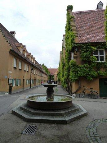 Hotel Adler Augsburg Images