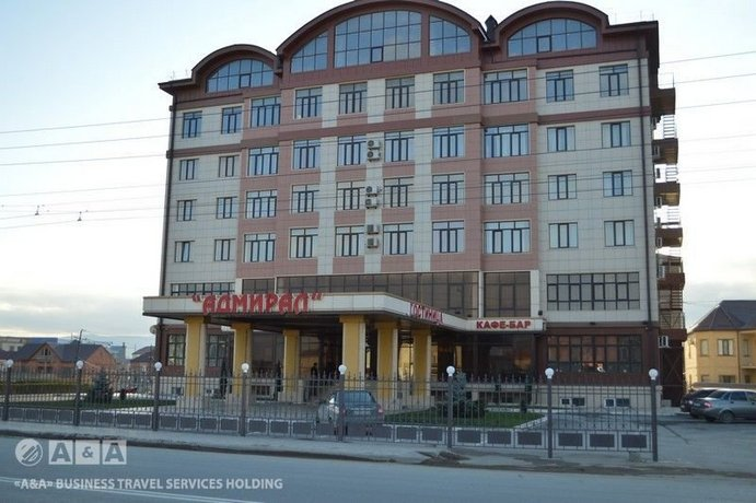 Admiral Hotel Makhachkala