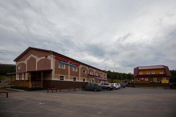 Отель Горнолыжный комплекс НОРД СТАР