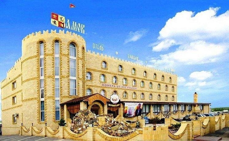 Гостиница Frant Hotel Замок